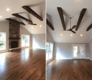 Arrowhead Living Area After