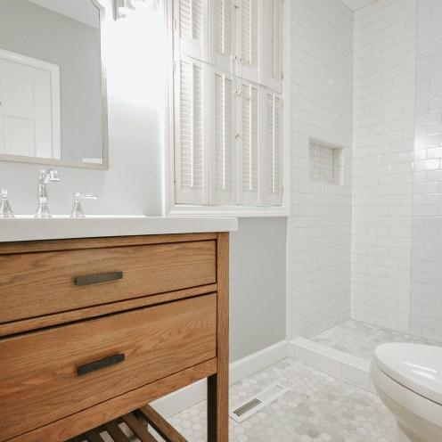 Sequoyah Guest Bath