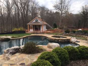 Knoxville Pool House