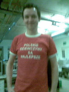 The Polish T-shirt