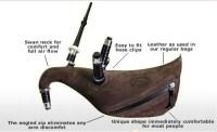 Gannaway zipper pipe bag