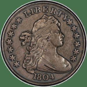 1804 Mickley Dollar