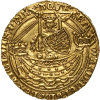 Edward III and Battle of Sluys Coin