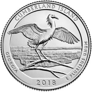 2018-atb-25c-cumberland-island-georgia-uncirculated-reverse