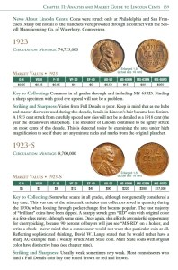 Guide Book of Lincoln Cents page 159