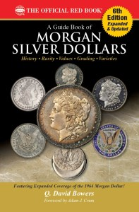 Morgan Silver Dollars 6th Edition Cover