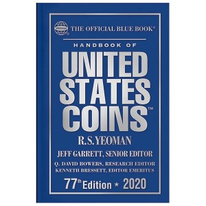 2021 U.S. Coins Book Cover