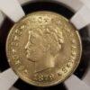 Fake Stella Gold Coin obverse