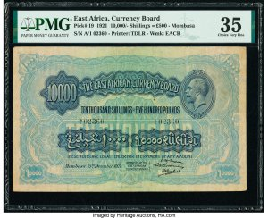 East Africa Note