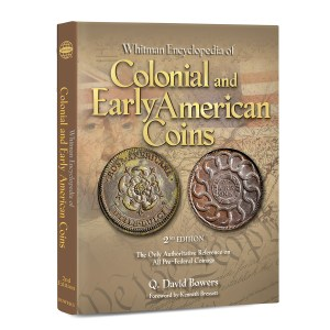 Whitman Encyclopedia of Colonial and Early American Coins cover