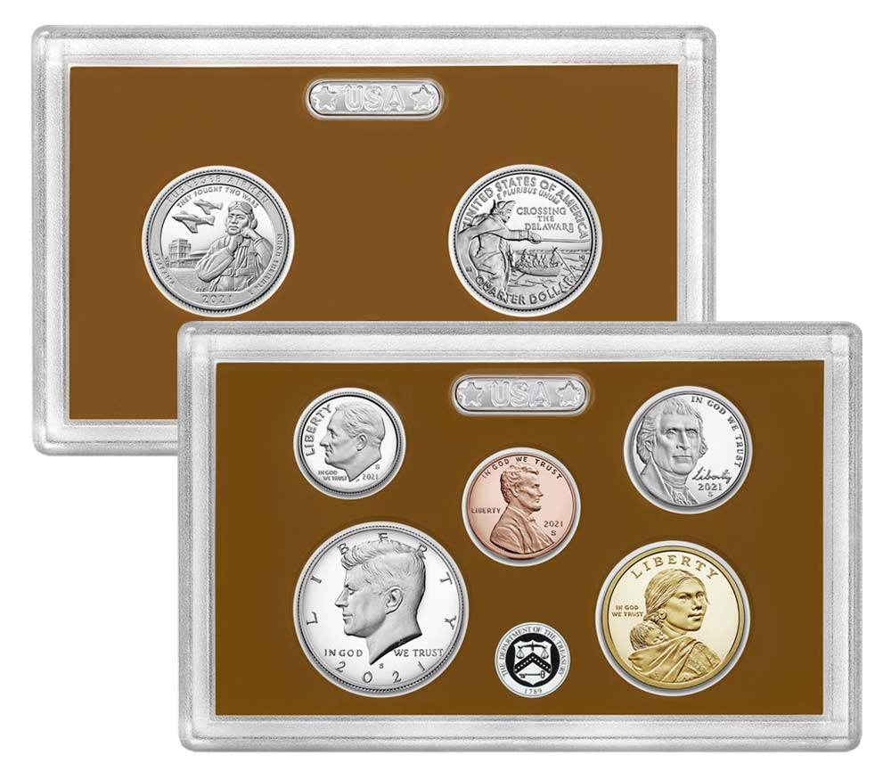 2021 United States Mint Proof Set
