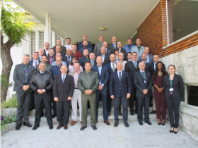 Participants to the 36th IST ops meeting in Portugal