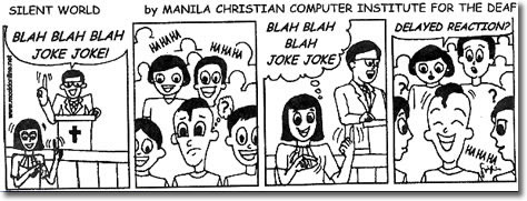 Comic Strip from MCCID