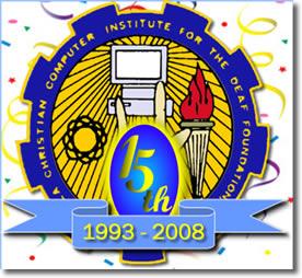MCCID 15th Anniversary Logo