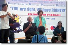 Unity Walk for UN-CRPD Ratification