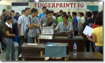 Graduating class of 2009 prepares for job ahead