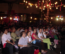 MCCID students were among those invited to witness the event which was attended by major animation industry companies.