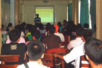 SY 2009-2010 Classes Open Smoothly