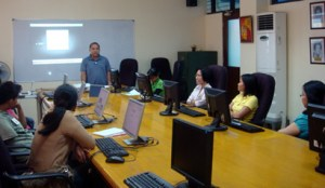 MCCID Conducts WordPress and Accessibility Workshops