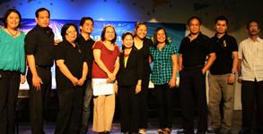 First Board Members of PNASLI