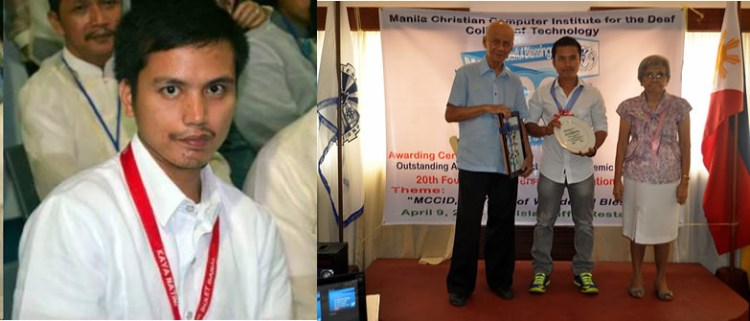Most Outstanding Alumnus in National Government Service - Nonito Visagar Jr.