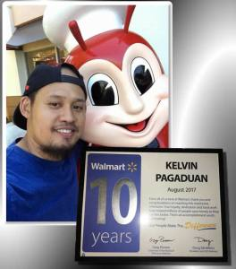 Alumnus Promoted to Department Manager of US Store