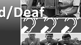 Deaf Sensitivity Training Course Poster