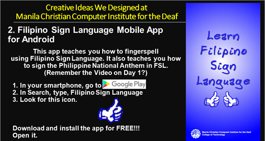 FSL App for Android launched in 2018