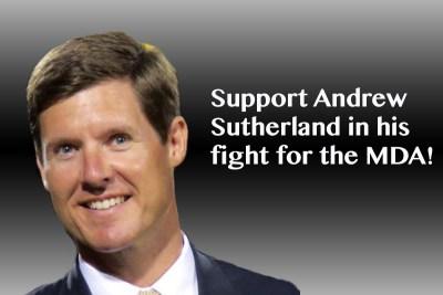 Andrew Sutherland MDA
