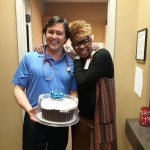 Dr. McClure's Birthday
