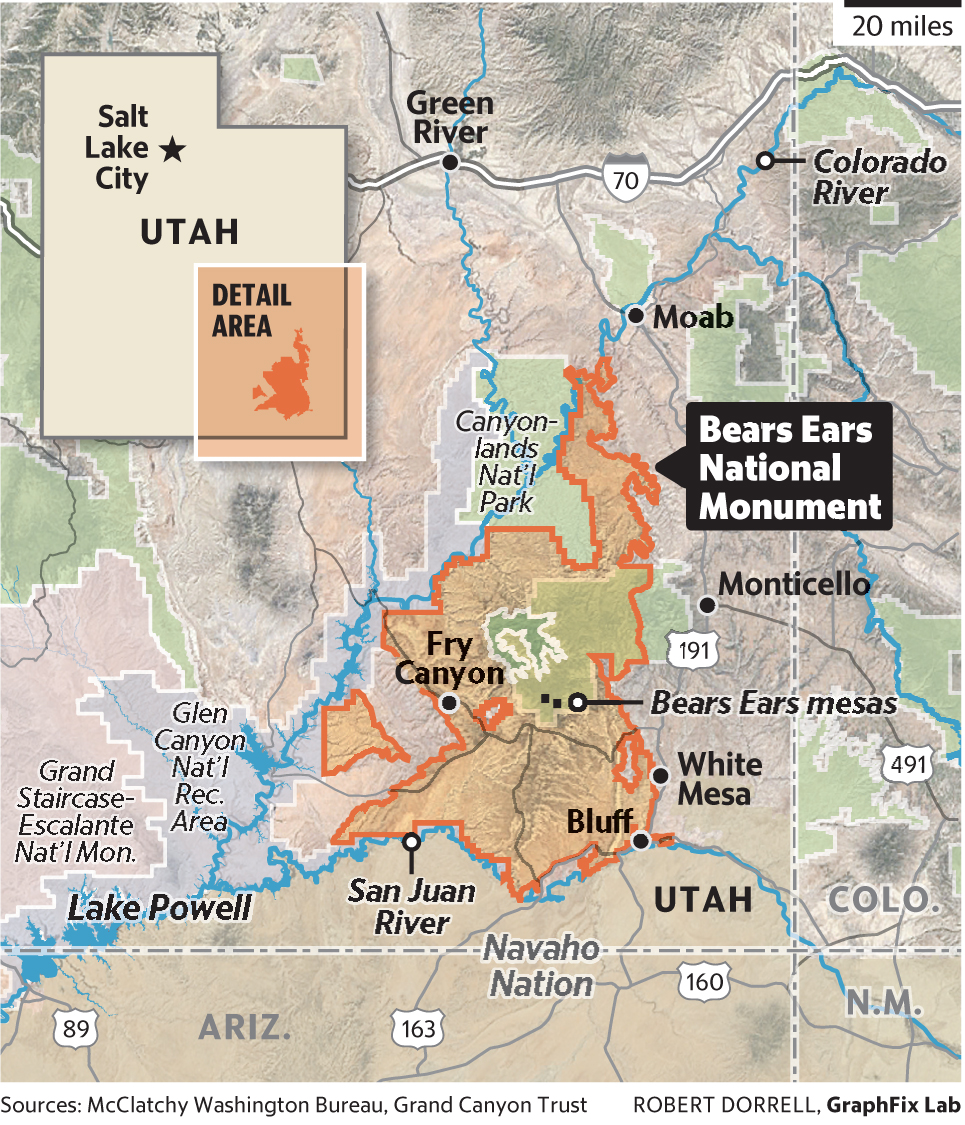 Image result for utah national monuments bears ear