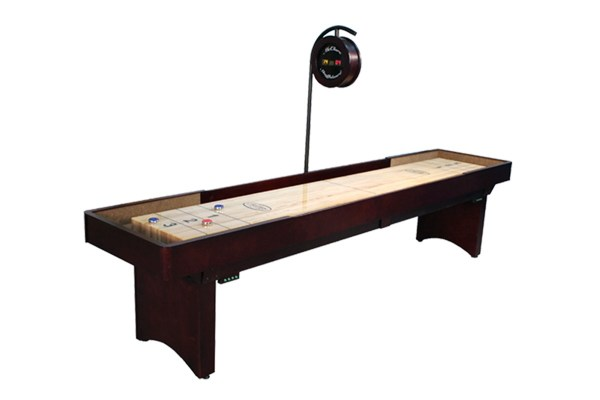 12 Foot Tournament Shuffleboard Table Mcclure Tables