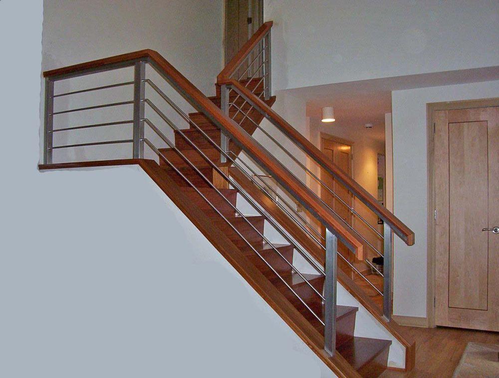Interior Stair and Railing Design Ideas