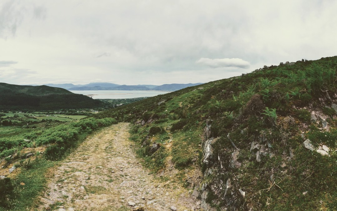 Windy Gap Trail, Glenbeigh, Co. Kerry