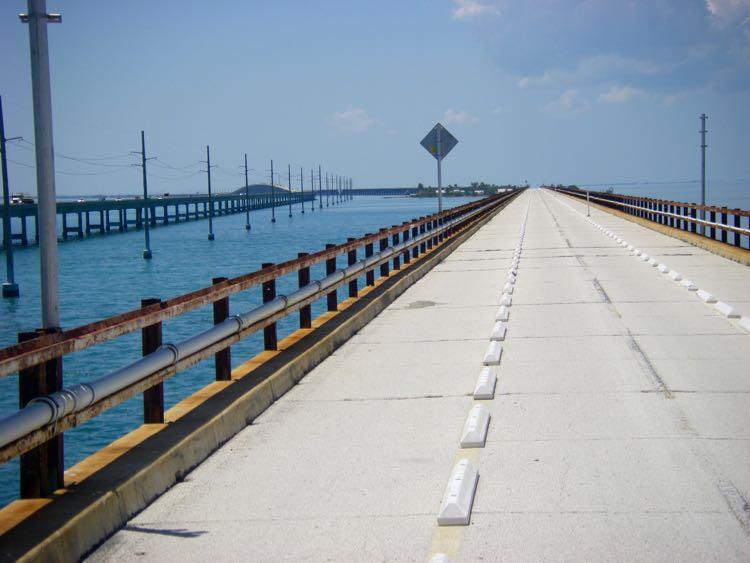 Seven Mile Bridge, Overseas Highway, Florida Keys Scenic Highway