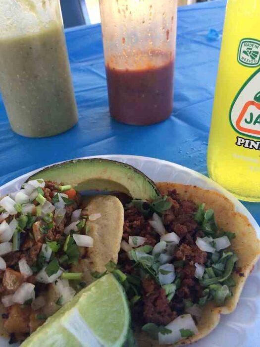 Taqueria La Guadalupe, Haines City, Florida