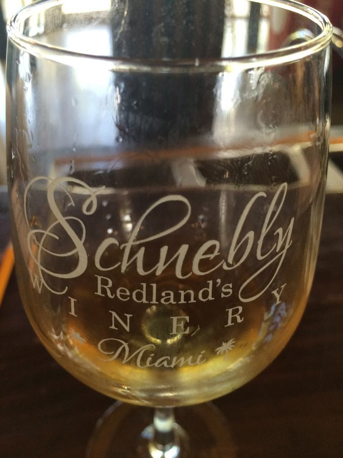 Schnebly Winery, Homestead Florida