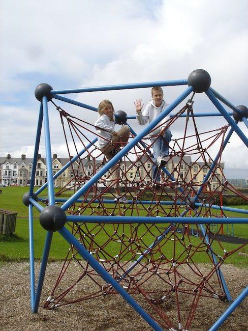 Portrush, Northern Ireland Playground