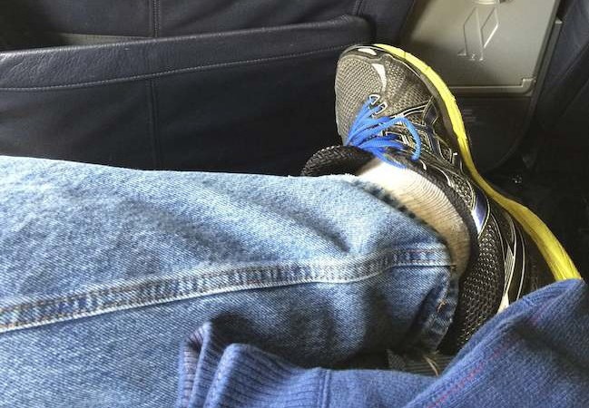 first class legroom