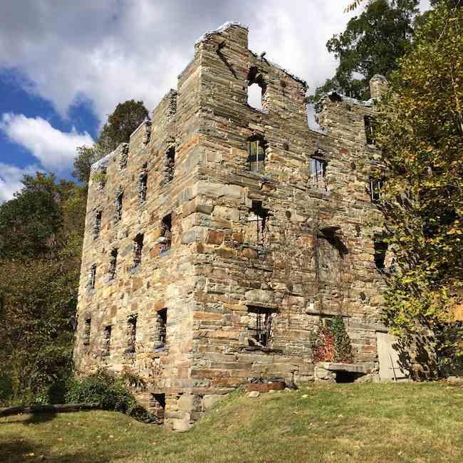 historic Chapman Mill