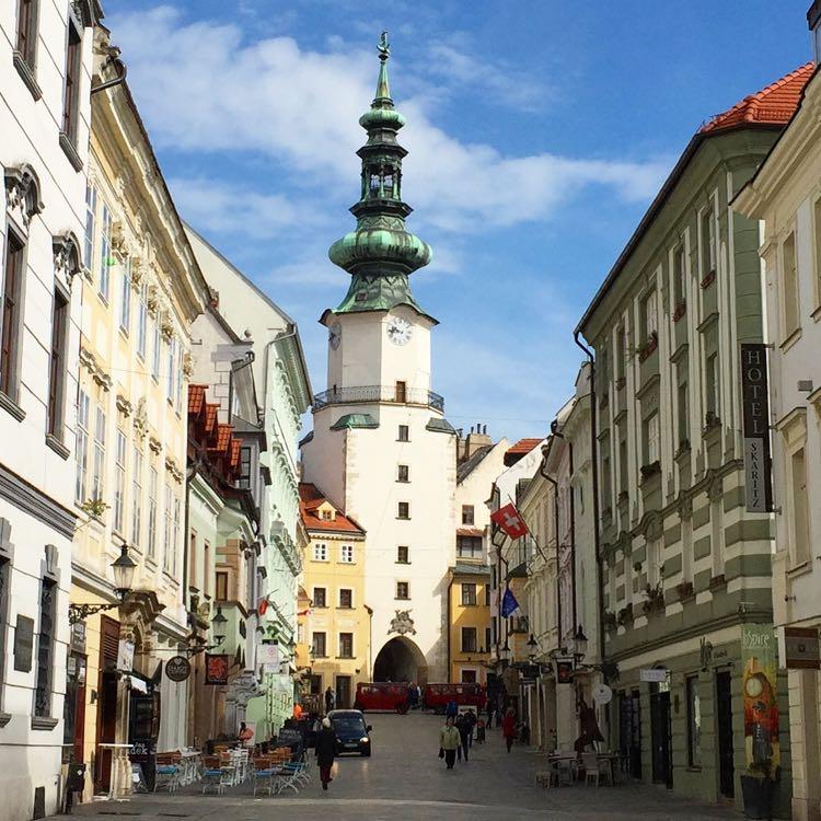 Bratislava, Slovak Republic, Viking River