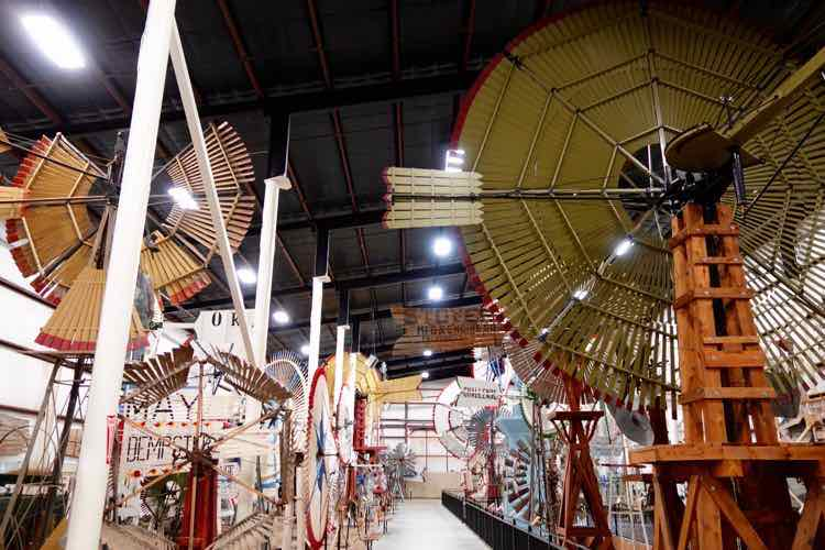 8 Great Things to do in Lubbock: Windmill Museum by Charles McCool of McCool Travel