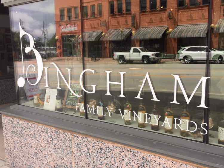 things to do in Grapevine Texas: Bingham Family Vineyards