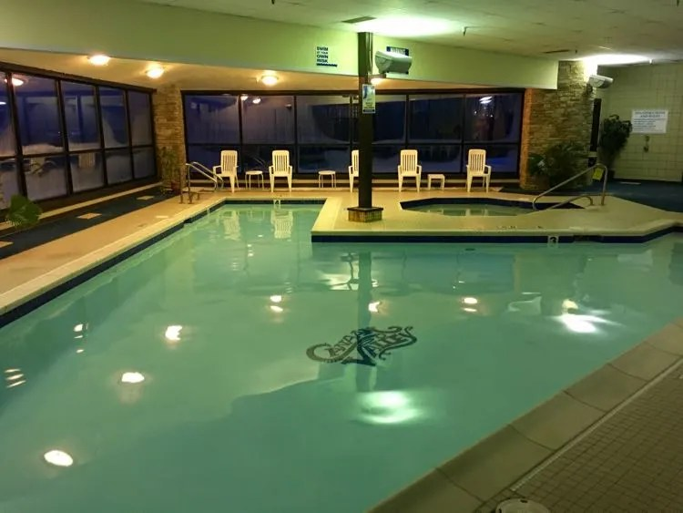 McCool Travel: keep your new year's resolutions at Canaan Valley Resort.