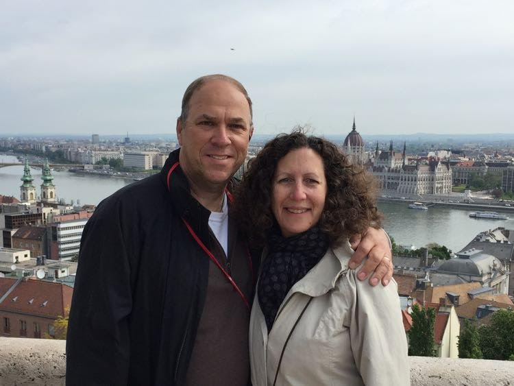 Great Travel Couples: Charles and Julie McCool, McCool Travel and Fun in Fairfax VA