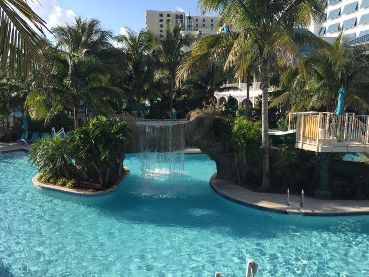Margaritaville Hollywood Beach Resort pool