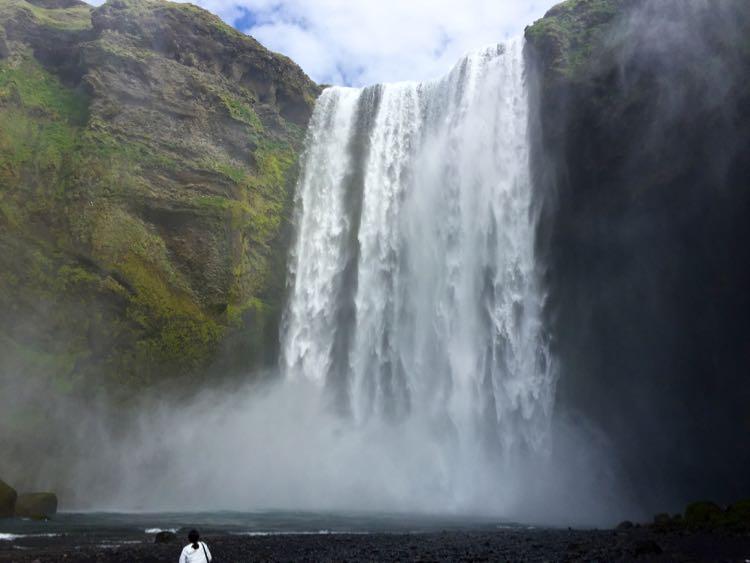 Skogafoss Southern Iceland