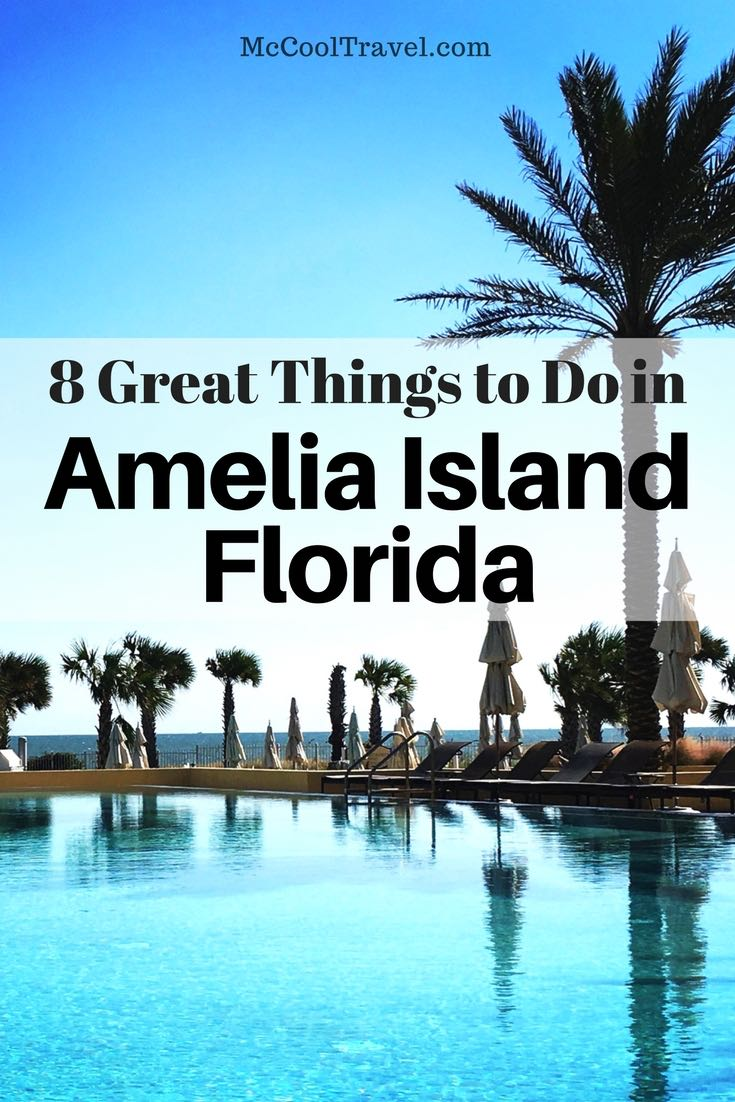 Things to do in Amelia Island Florida include visiting the historic district, a wide variety of food and drink, state parks, recreational activities, & more