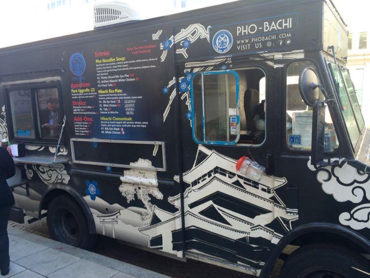 Pho Bachi food truck