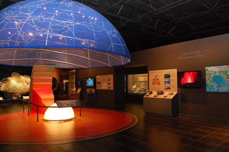 Tellus Museum, Cartersville, Georgia